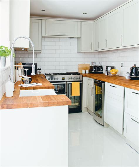 Ideas For Small Galley Kitchens - u shaped kitchen ideas designs to suit your space