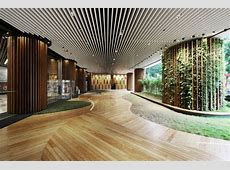 Office Lobby 4N design architects ArchDaily