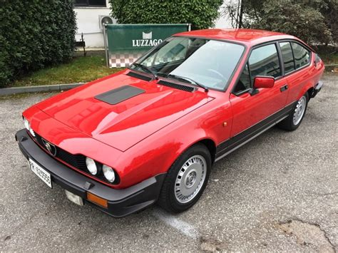 Alfa Romeo V6 by 1985 Alfa Romeo Gtv V6 Is Listed Sold On Classicdigest In