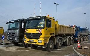 Mercedes-benz Actros Mp2 4144