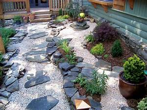 Pflanzen Japanischer Garten : gartengestaltung im japanischen und country stil welche ~ Lizthompson.info Haus und Dekorationen