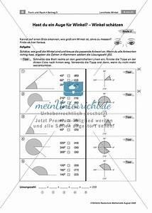 Winkel Messen Ohne Geodreieck : lerntheke zu winkeln winkel sch tzen zeichnen messen und benennen ~ Orissabook.com Haus und Dekorationen