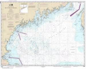 TheMapStore | NOAA Charts, Gulf of Maine, East Coast ...