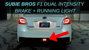 2015   Sti F1 Led Rear Fog Light Update Dual