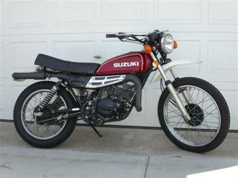 Suzuki Ts250 For Sale by 1978 Suzuki Ts 250 For Sale California United