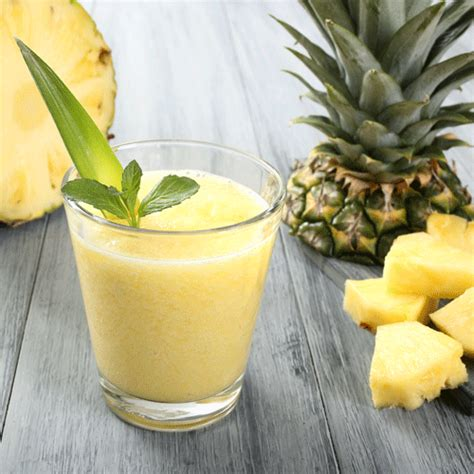 Apple Pineapple Smoothie Recipe: How to Make Apple
