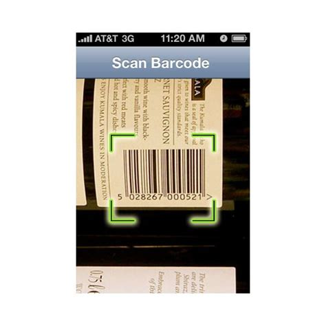 scanner app for iphone top iphone barcode scanners