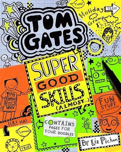 Gates Tom Pages Doodle Liz Pichon