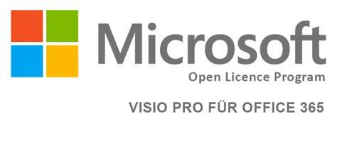 Microsoft Visio Pro Für Office 365