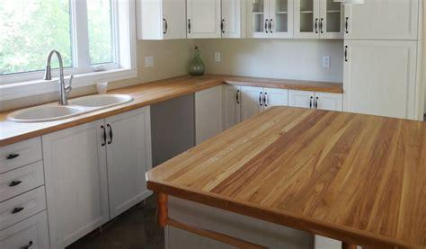 comptoir de cuisine en bois comptoir cuisine bois epoxy wraste com
