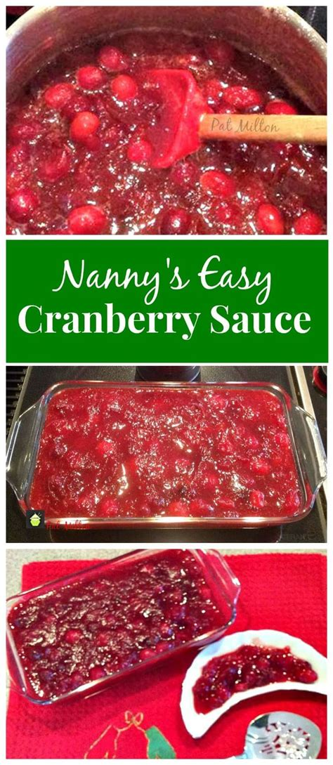 easy cranberry recipes best 20 easy cranberry sauce ideas on pinterest recipe for cranberry sauce cranberry sauce