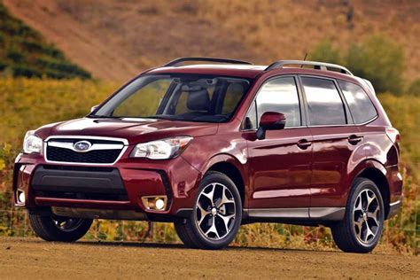 Subaru Forester by 2016 Subaru Forester Price Engine Safety Specs