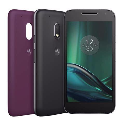 Smartphone Moto G4 Play Dtv Colors Dual Xt1603 5'' Preto ...