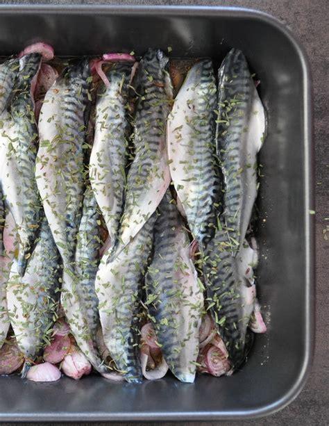 cuisiner le maquereau au four une table pour cinq maquereau au four mariné aux échalotes