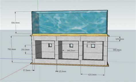Fabriquer Un Meuble En Bois Pour Aquarium by Id 233 E Pour Meuble De Mon Nouveau Aquarium