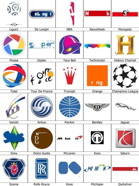 logo quiz worksheet with answers free worksheet printables