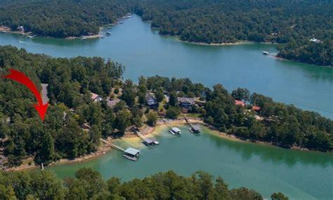 smith lake alabama homes  land  justin dyar  lake