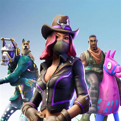 Drift fortnite outfit see how to upgrade and stages guide. 2932x2932 Fortnite Battle Royale Season 6 4k Ipad Pro Retina Display HD 4k Wallpapers, Images ...