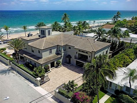 Beach Mansion