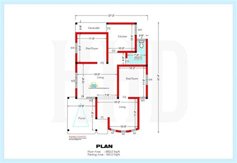 home plan com 2 bedroom house plans kerala style 1200 sq beautiful