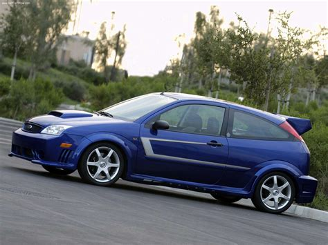 Focus Saleen by Saleen Ford Focus S121 N2o 2005 Picture 5 Of 58