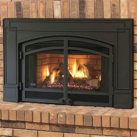 cast iron fireplace inserts wood burning  blower