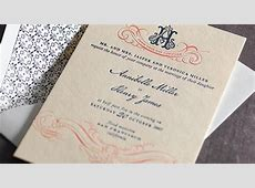 Wedding Invitations — Mika78