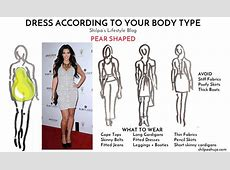 How to Dress for Pear Shaped Body Type Easy Pear Shaped