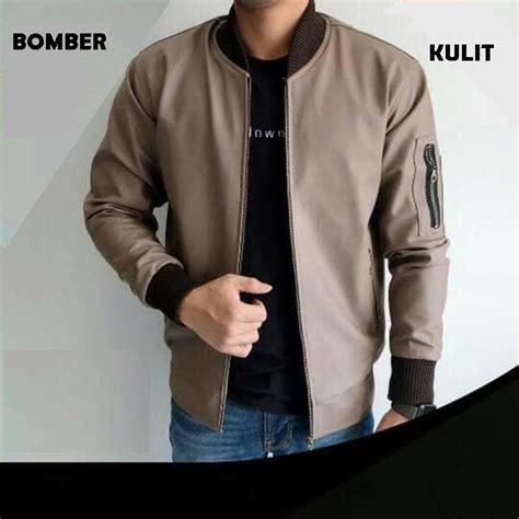 daftar harga model jaket kulit pria terbaru