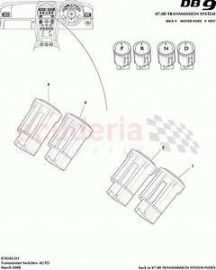 Aston Martin Db9 Wiring Diagram Gearbox For Sale