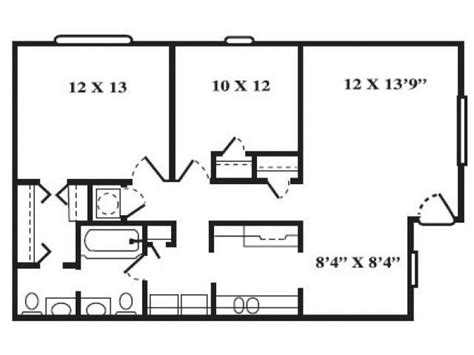 floor plans  seaside villas  st augustine fl