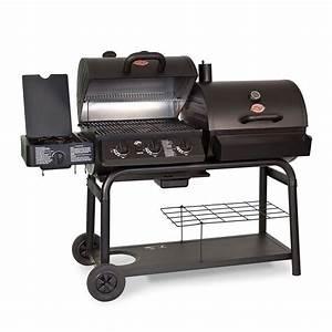 Kohle Gasgrill Kombination : char griller 5050 duo charcoal and gas grill lowe 39 s canada ~ Frokenaadalensverden.com Haus und Dekorationen