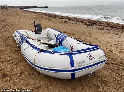 Up to six migrant boats are picked up in English Channel ...