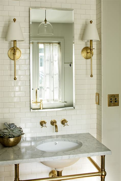 22+ Lovely Wall Sconces For Bathroom