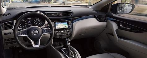 nissan rogue interior features executive nissan