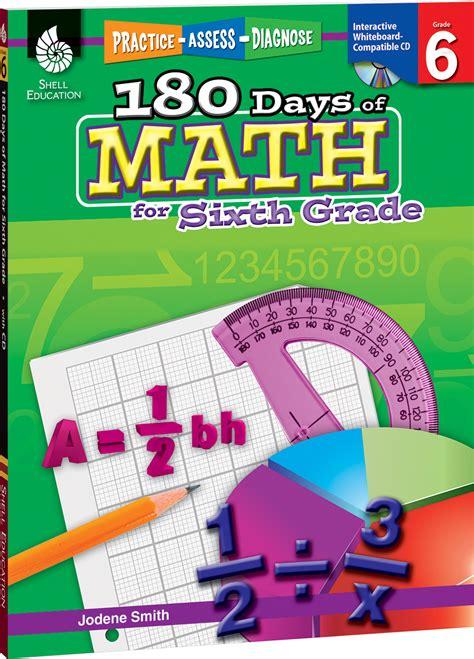 days  math  sixth grade teachers classroom