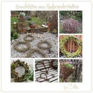 Kranz Aus ästen : meiner gartenbasteleien der letzen woche zeigen aus naturmaterialien hab ich ein ~ Whattoseeinmadrid.com Haus und Dekorationen