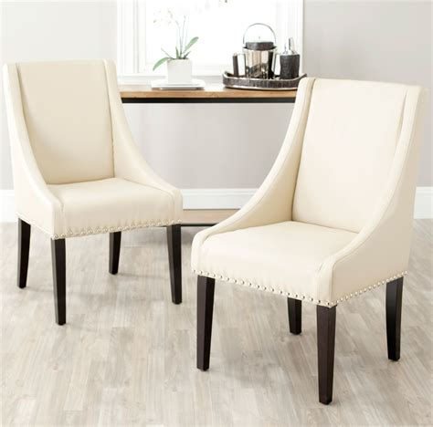 safavieh dining room chairs mcr4702b set2 dining chairs furniture by safavieh
