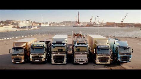 volvo trucks europe volvo trucks entirely renewed european truck range youtube