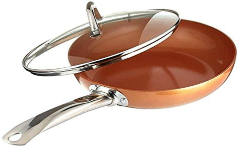 copper chef    frying pan