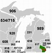734 Area Code - USA.com™