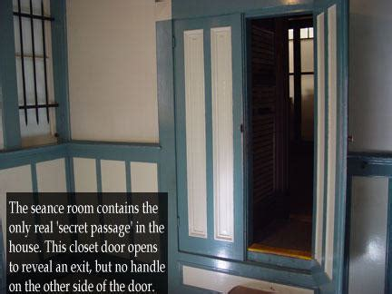 haunted  room winchester mystery house
