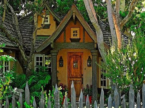 The Cottage by Tale Cottage House Whimsical Cottage Home Designs