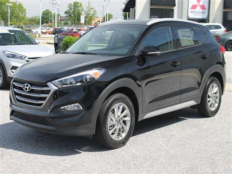 New 2018 Hyundai Tucson Sel Plus Vin Km8j33a46ju651749