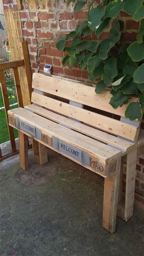 diy outdoor pallet sitting furniture ideas  pallets