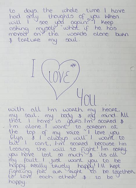 marry  schoolgirls gushing letter