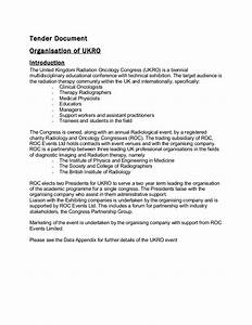 Expressions of interest to tender for ukro 03 09 2010 for Cover letter expressing interest in company