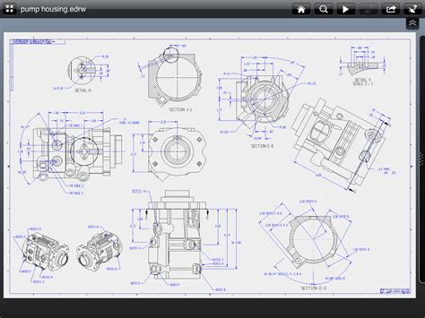 drawing solidworks