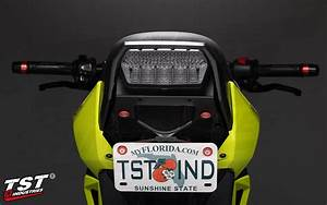 Tst Has A New Integrated Tail Light For Your Honda  U2013 Tst