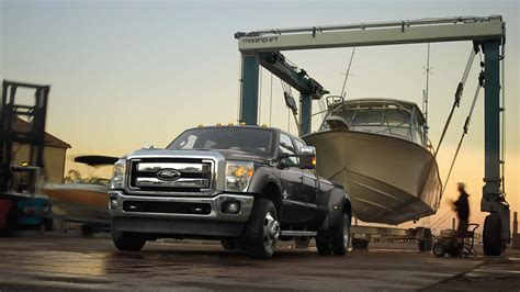 ford  towing capacity towing